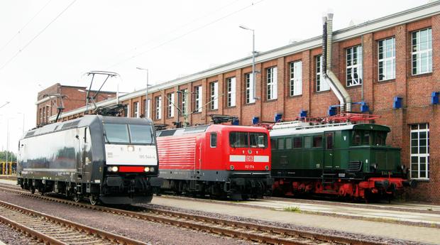 Dessau Rosslau Wirtschaftsförderung Db Fahrzeuginstandhaltung Gmbh